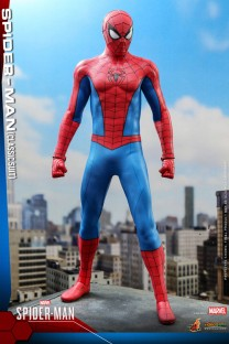 Hot Toys VGM48 - Marvel's Spider-Man - Spider-Man (Classic Suit)