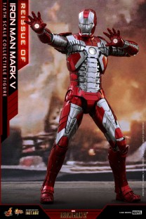 Hot Toys MMS400D18 - Iron Man 2 - Mark V (Reissue)