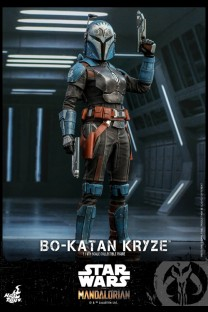 Hot Toys TMS035 - The Mandalorian - Bo-Katan Kryze