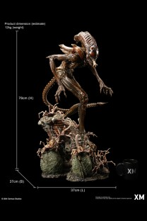 XM Studios Alien Hive-Warrior