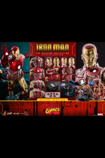Hot Toys CMS08D38 - Marvel Comics - Iron Man [The Origins Collection] (Deluxe Version)