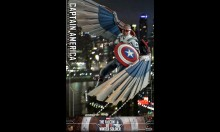 Hot Toys TMS040 - The Falcon and the Winter Soldier - Captain America