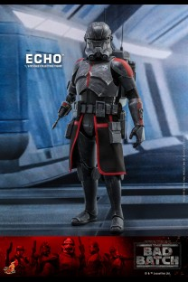 Hot Toys TMS042 - Star Wars: The Bad Batch - Echo