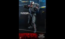Hot Toys TMS050 - Star Wars: The Bad Batch - Hunter