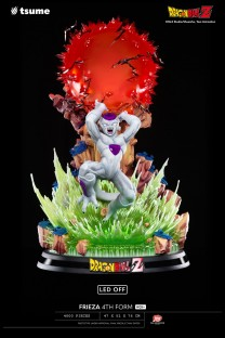 Frieza 4th Form HQS+ by Tsume