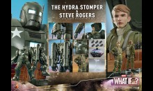 Hot Toys TMS060 - What If...? - The Hydra Stomper & Steve Rogers