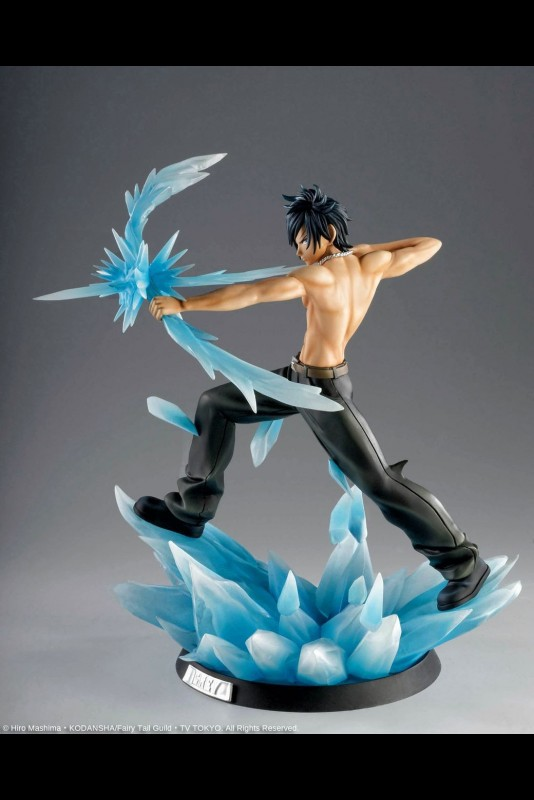 Tsume Art Fairy Tail Gray Fullbuster HQF