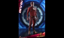 Hot Toys Television Masterpiece Series TMS009 - The Flash - The Flash ($90 Deposit Required)