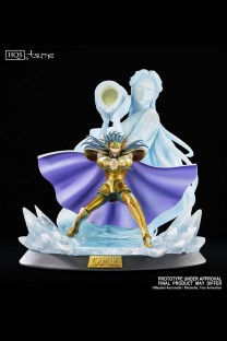SAINT SEIYA Aquarius Camus BY TSUME