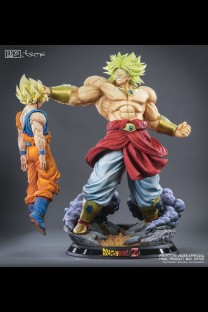 DRAGON BALL Z Broly - Legendary Super Saiyan HQS+ by TSUME
