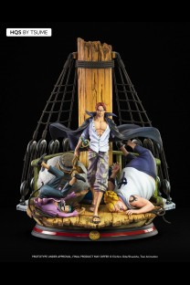 ONE PIECE SHANKS BY TSUME