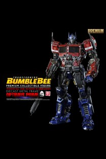 ThreeA Premium Scale Collectible Series - Transformers: Bumblebee - Optimus Prime