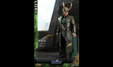 Hot Toys Movie Masterpiece Series MMS579 - Avengers: Endgame - Loki