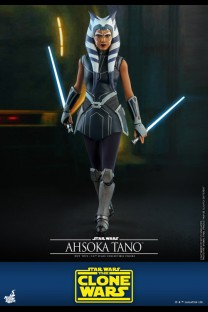 Hot Toys TMS021 - Star Wars: The Clone Wars - Ahsoka Tano
