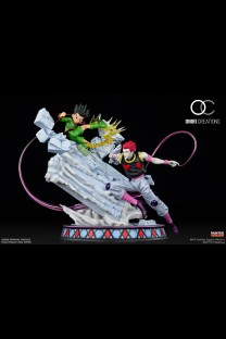 ONIRI CREATIONS GON VS HISOKA – BATTLE AT THE HEAVENS ARENA