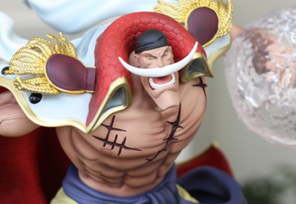 Tsume Whitebeard 1/7 Scale Review