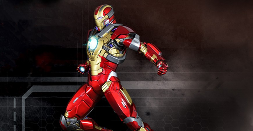Imaginarium Art IRON MAN MARK XVII